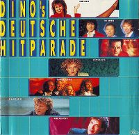 Cover  - Dino's deutsche Hitparade [1992]